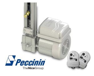 Kit Motor para Portão basculante Fast Gatter 3050F 220v 60hz 1/4 - Peccinin