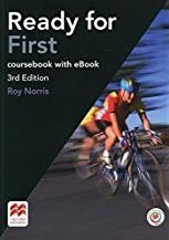 Ready For First 3rd Edition Student's Book & Ebook Pack (W/Key)