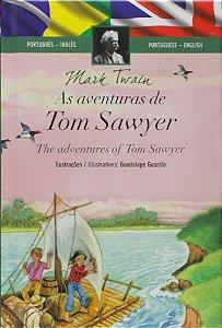 As Aventuras de Tom Sawyer (Edição Bilingue, Capa Dura)