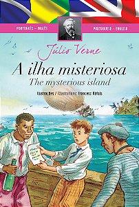 A Ilha Misteriosa (Edição Bilingue, Capa Dura)