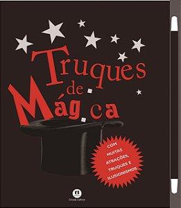 Truques de Mágica: com Muitas Atrações, Truques e Ilusionismos (Capa Dura)