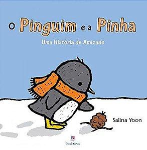 O Pinguim e a Pinha: uma História de Amizade