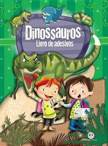 Dinossauros: Livro de Adesivos