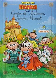 Turma da Mônica em Contos de Andersen, Grimm e Perrault