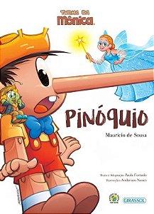 Pinóquio - Coleção Turma da Mônica Grandes Clássicos