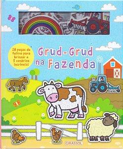 Grud-Grud na Fazenda - Coleção Um Jeito Diferente de Aprender