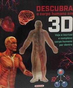 Descubra o Corpo Humano em 3D - Veja o Incrível e Completo Corpo Humano por Dentro