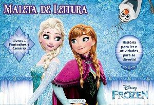 Disney Caixa Maleta de Leitura - Frozen