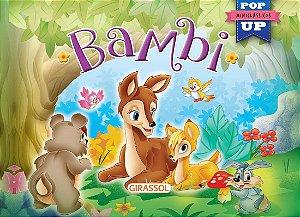Coleção Miniclássicos Pop Up - Bambi