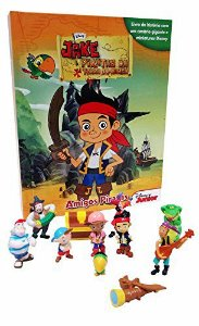 Disney Jake e os Piratas da Terra do Nunca - Amigos Piratas
