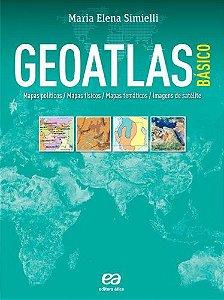 Geoatlas Básico. Mapas Políticos, Mapas Físicos, Mapas Temáticos, Imagens de Satélites