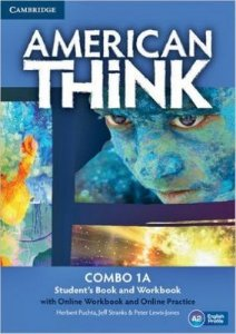American Think 1A - Student's Book With Online Workbook And Online Practice