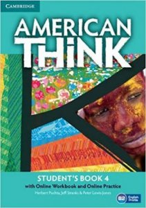 American Think 4 - Student's Book With Online Workbook And Online Practice