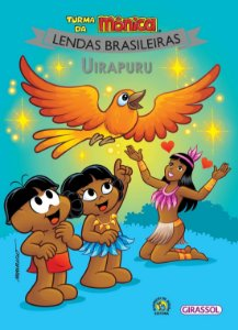 Turma da Mônica Lendas Brasileiras - Uirapuru
