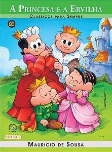 Turma da Mônica Clássicos para Sempre - A Princesa e a Ervilha