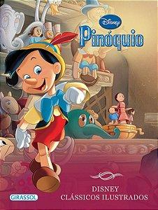 Disney Clássicos Ilustrados - Pinoquio