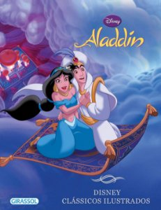 Disney Clássicos Ilustrados - Alladin