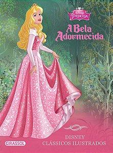 Disney Clássicos Ilustrados - A Bela Adormecida
