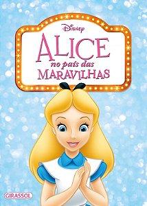 Disney Coleção Pipoca - Alice no País das Maravilhas