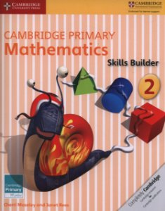 Cambridge Primary Maths Stage 2 - Skills Builder