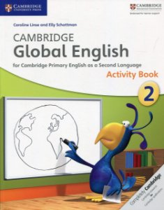 Cambridge Global English Stage 2 - Activity Book - 3º Ano