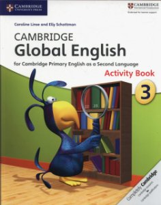 Cambridge Global English Stage 3 - Activity Book - 4º Ano