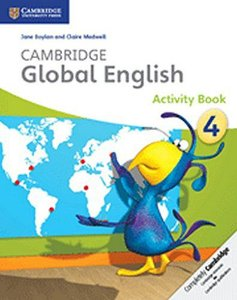 Cambridge Global English Stage 4 - Activity Book - 5º Ano