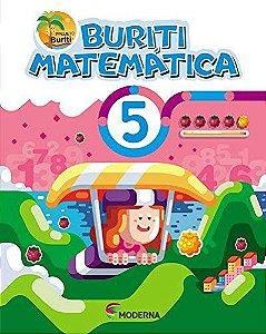 Buriti Matemática - 5º Ano