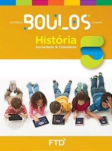 História, Sociedade e Cidadania - 5º ano