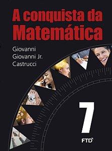 A Conquista da Matemática - 7º ano