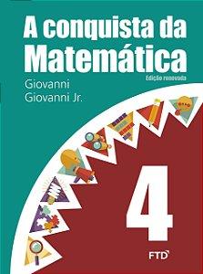 A Conquista da Matemática - 4º ano