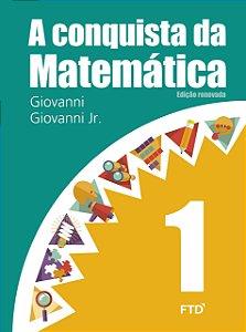 A Conquista da Matemática - 1º ano