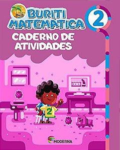 Buriti Matemática - 2º Ano - Caderno de Atividades