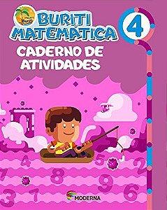 Buriti Matemática - 4º Ano - Caderno de Atividades