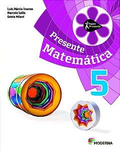 Projeto Presente - Matemática - 5º Ano