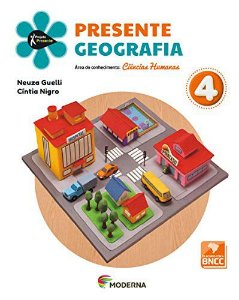 Projeto Presente - Geografia - 4º Ano