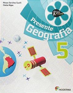 Projeto Presente - Geografia - 5º Ano