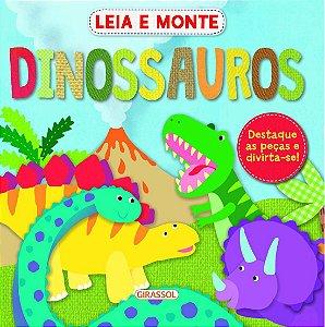 Leia e Monte - Dinossauros