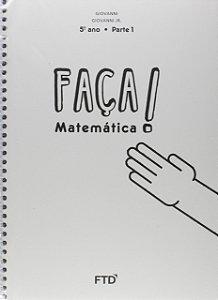 Conjunto Faça Matemática - A Conquista - 5º Ano