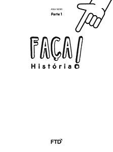 Conjunto Faça História - 2º Ano