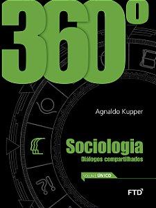 Conjunto 360° - Sociologia - Volume Único