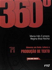 Conjunto 360° - Produção de Texto - Volume Único