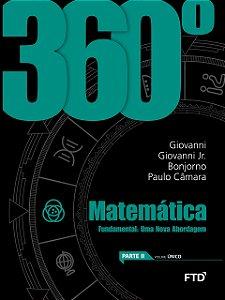 Conjunto 360° - Matemática - Volume Único