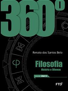 Conjunto 360° - Filosofia - Volume Único