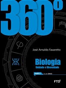 Conjunto 360° - Biologia - Volume Único