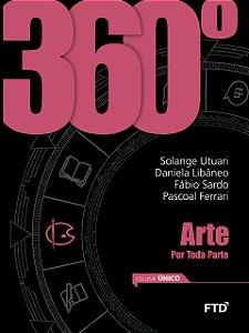 Conjunto 360° - Arte - Volume Único