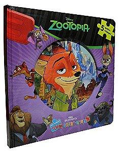 Zootopia - Meu Primeiro Livro Quebra-Cabeças