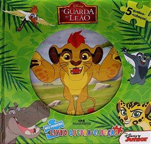 A Guarda do Leão - Meu Primeiro Livro Quebra-Cabeças