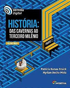 Vereda Digital - História das Cavernas - Volume Único