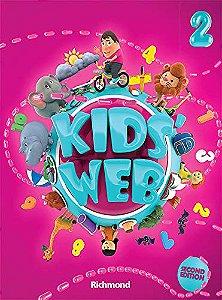 Kids' Web 2 - Livro Do Aluno Com DVD-ROM E CD Áudio
